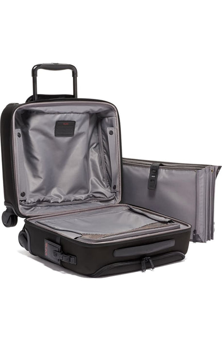 Alpha 3 Collection Compact 4-Wheel Laptop Briefcase