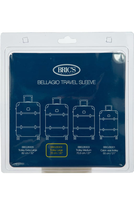Transparent Custom Cover for 30-Inch Bellagio Spinner Trunks