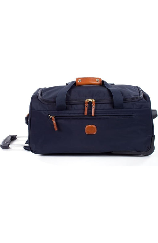 Brics X-Bag 21-Inch Rolling Carry-On Duffle Bag