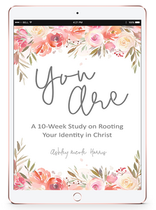 You Are: A 10-Week Bible Study on Identity in Christ
