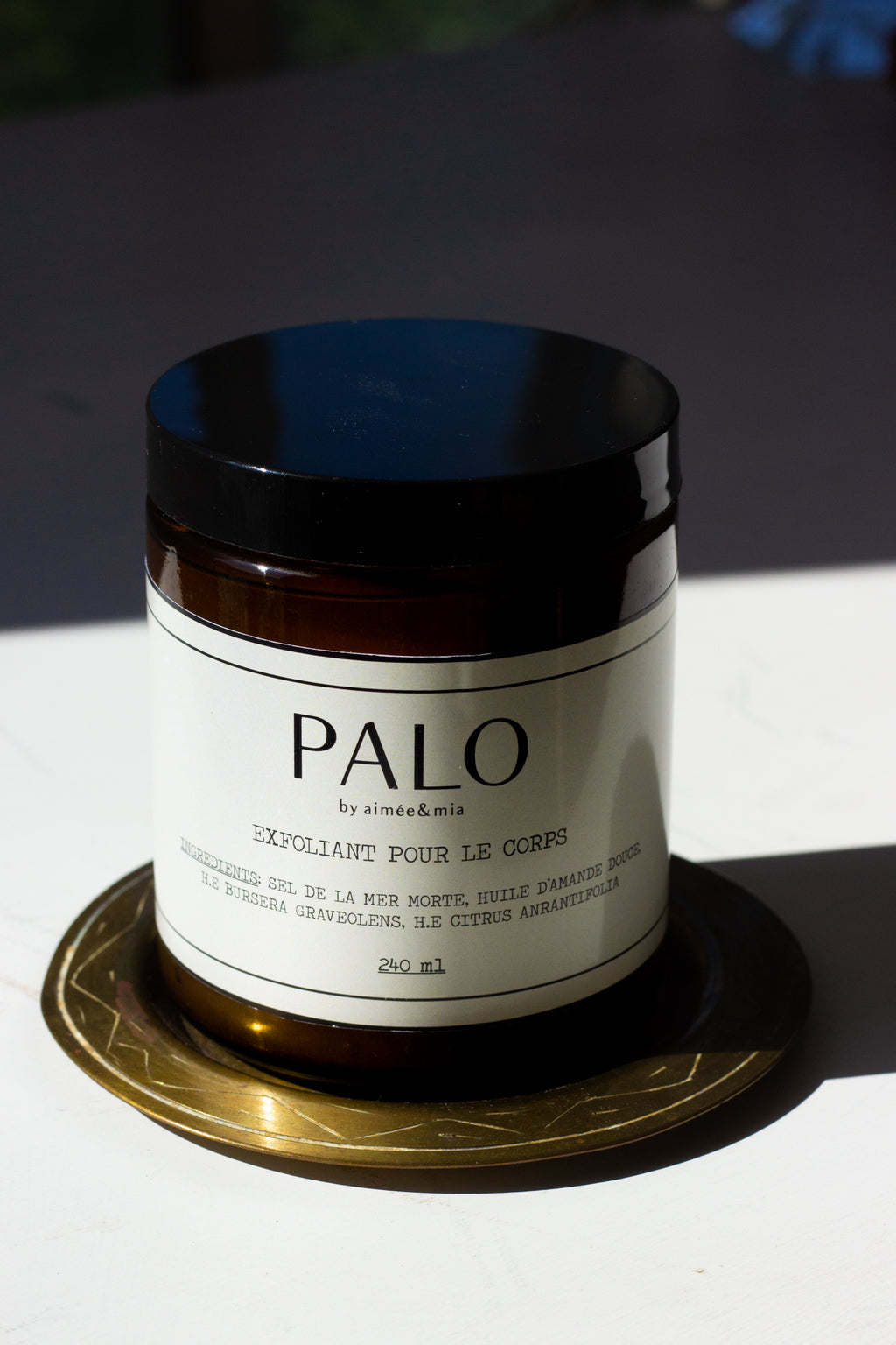 Palo Body Scrub
