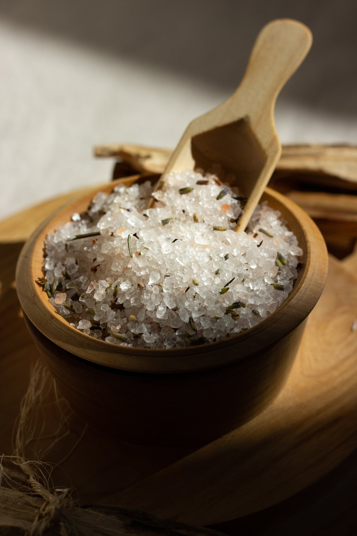 Palo Santo Bath Salt