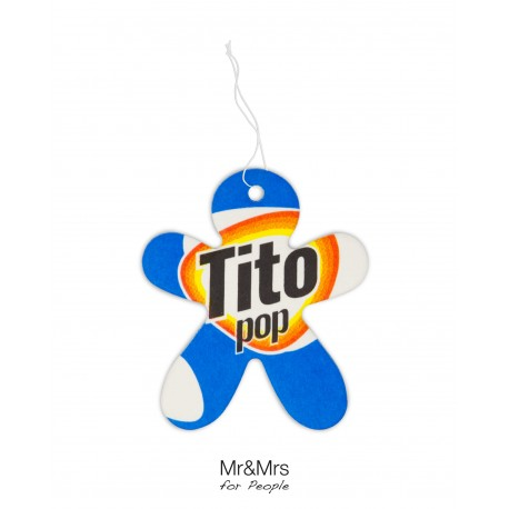 Tito Pop Paper Rainbow - Fresh Air