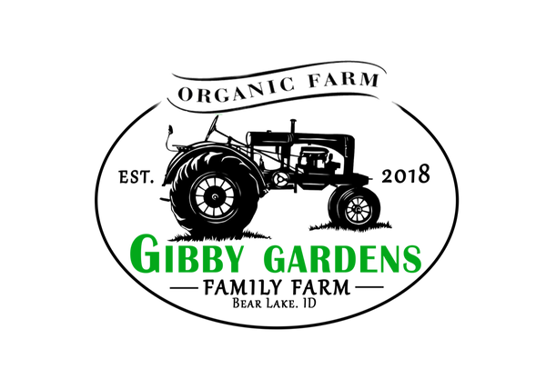 Gibby Gardens Organic Plant Booster