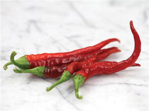 Cayenne Long Thin Pepper
