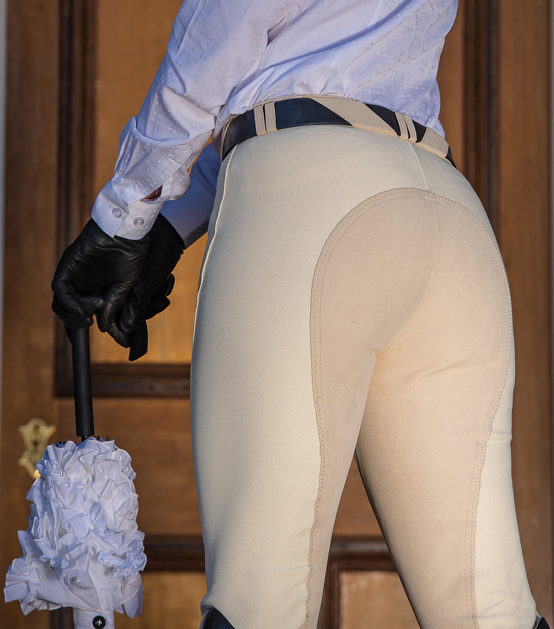 Product Review: Ladies Full Seat Show Jodhpurs with Lynda Hayes
