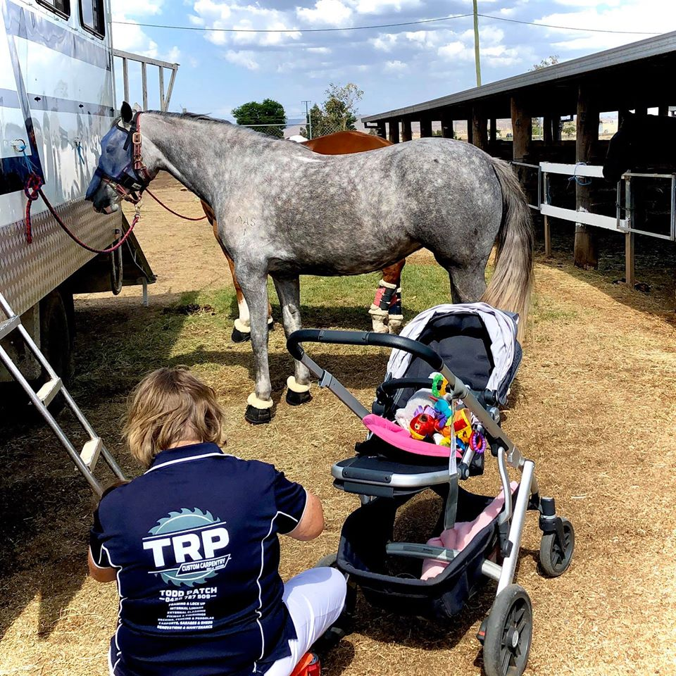 Motherhood & Equestrian