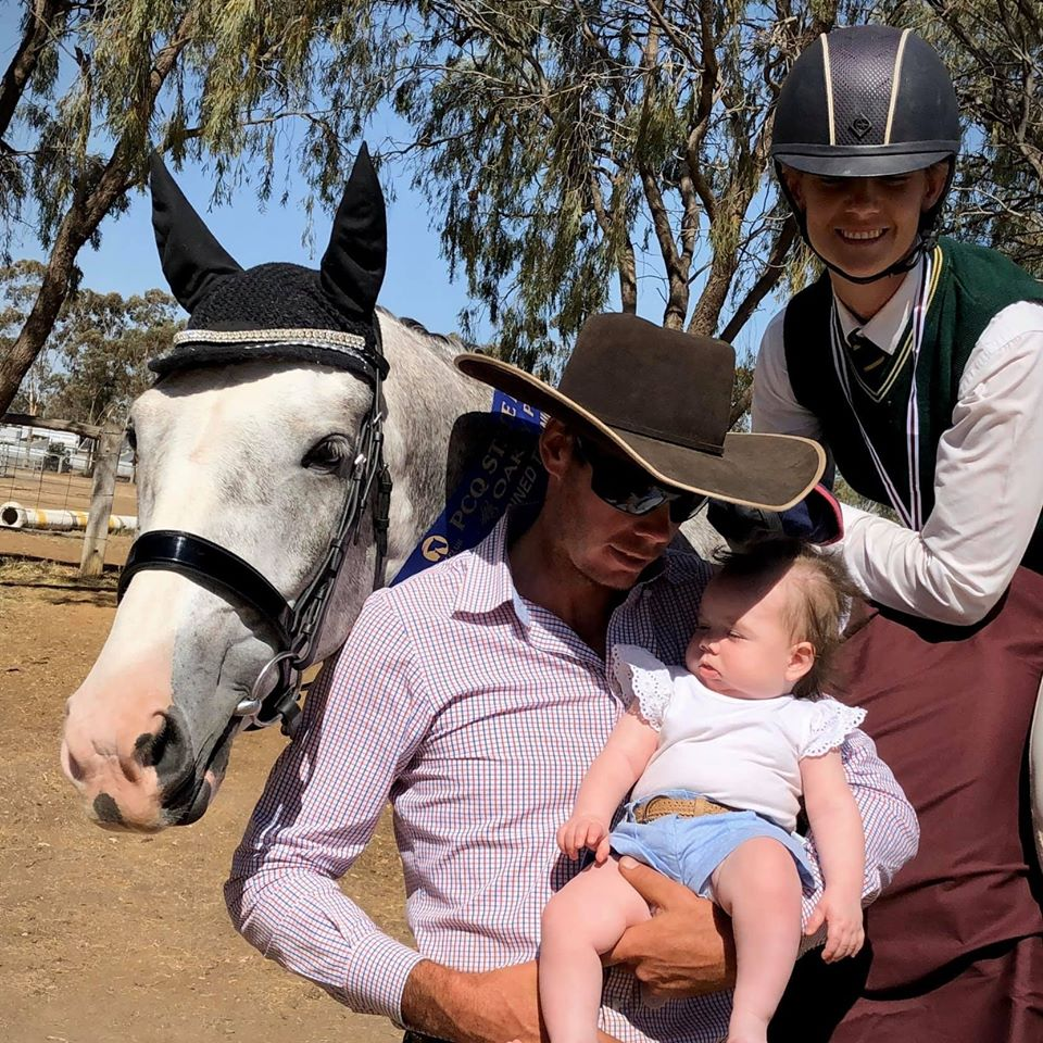 Horses and Parenthood