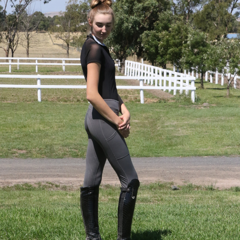 Earlwood Equine Equestrian Horse Riding Tights