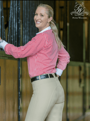 Lady in Competition Star Breeches - Ladies