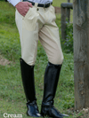 Men in Cream Cross Country BREECHES