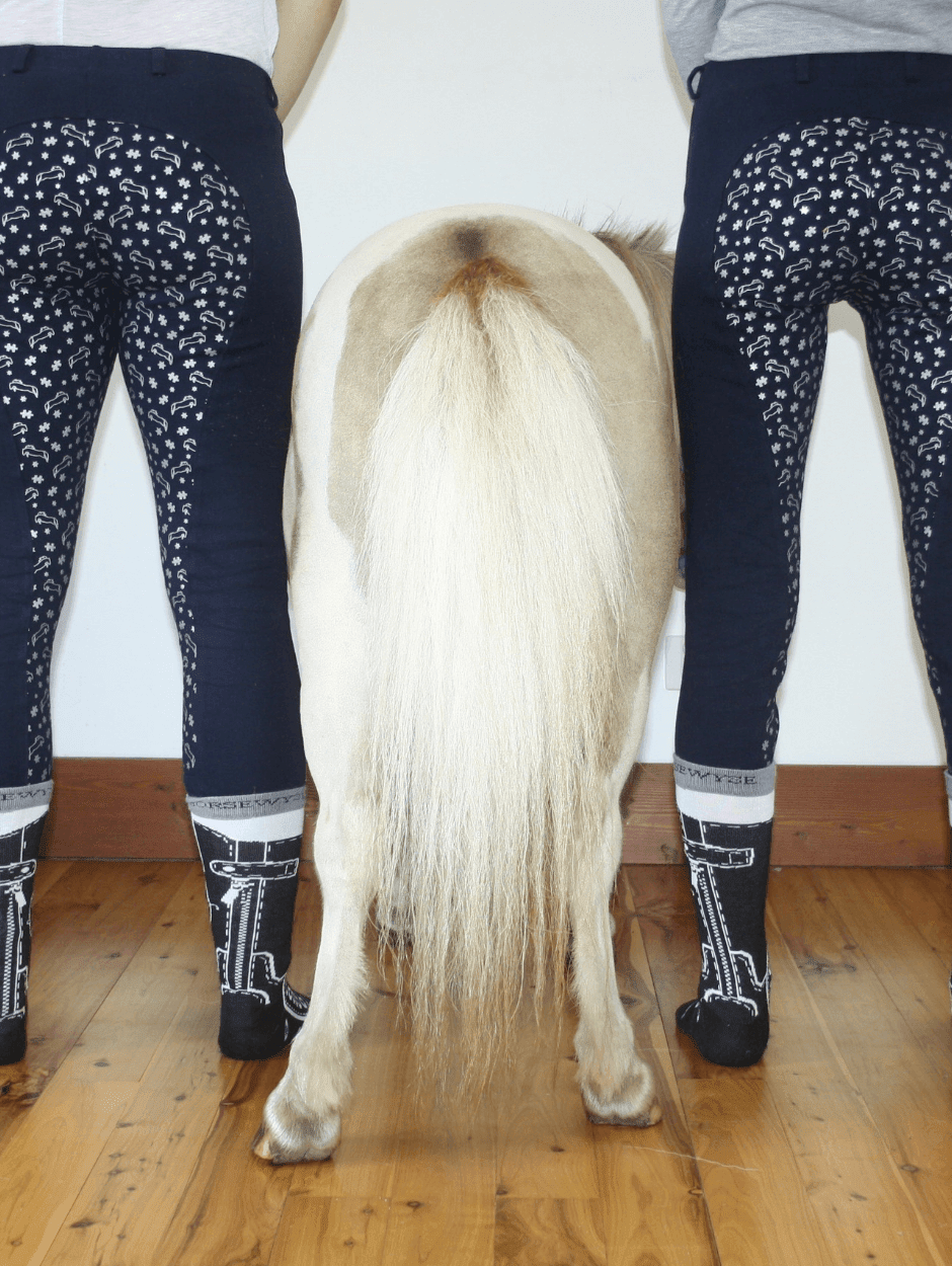 Crunch Pull On Jodhpurs - Ladies