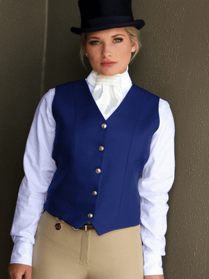 Lady in Dressage Breeches