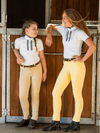 Children in Banana Equestrian Jodhpurs