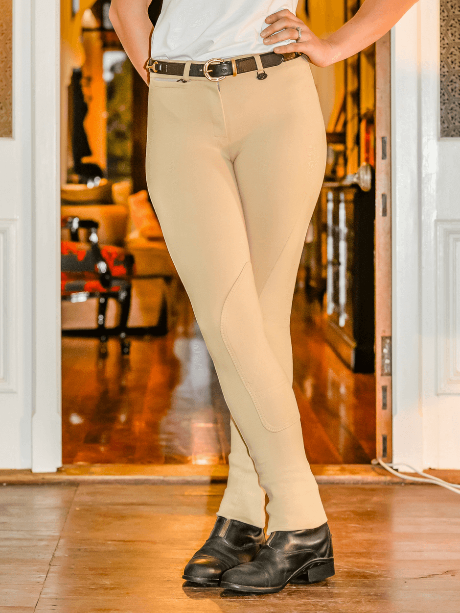 Ladies in Equestrian Jodhpurs