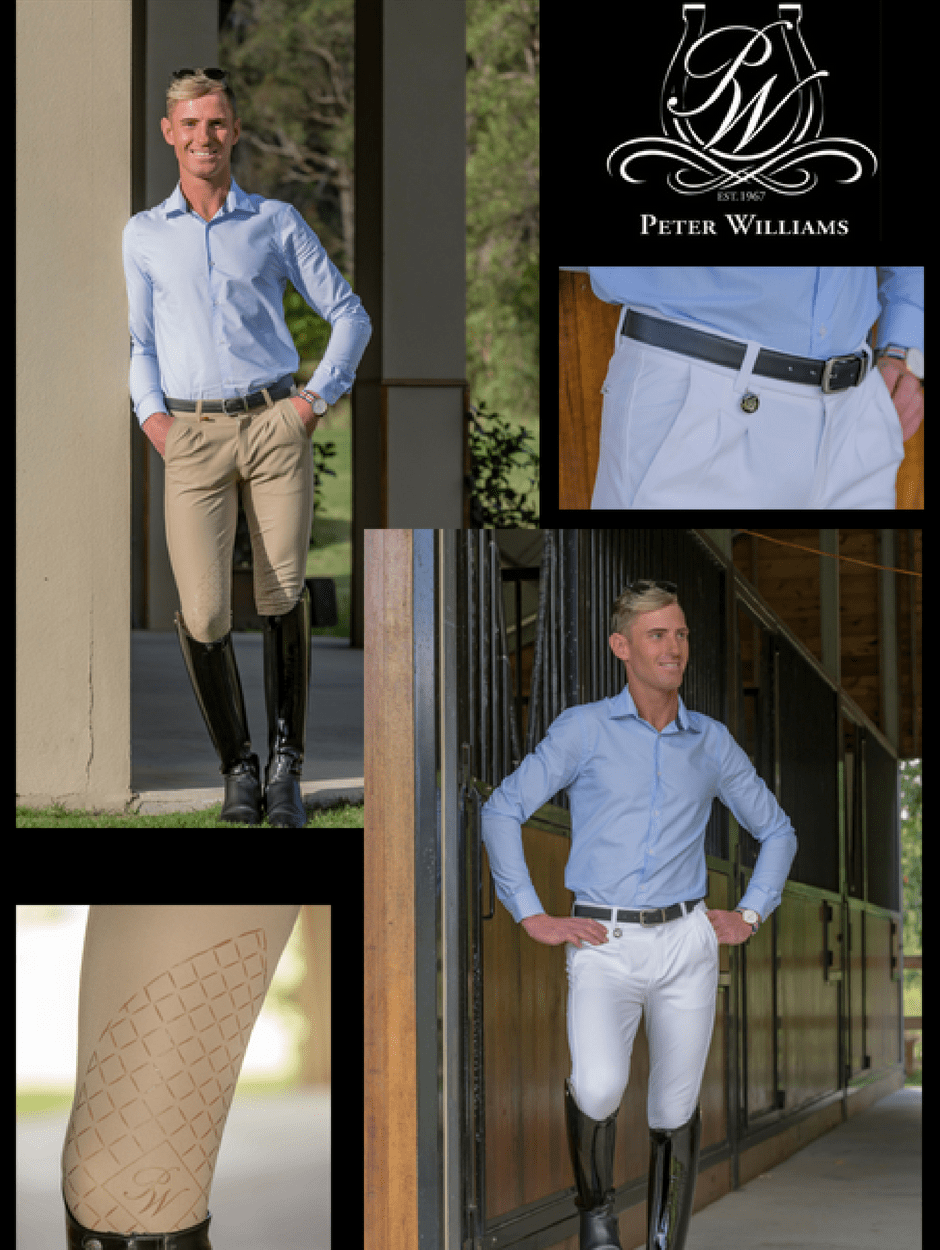 Men's Freestyle Breeches