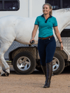 PW Gel Seat PHONE POCKET Gripper Breeches - Work or Play