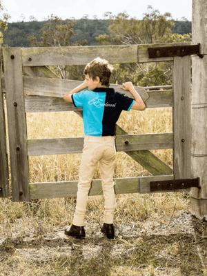 Gel Seat Pull-on Jodhpurs - Children