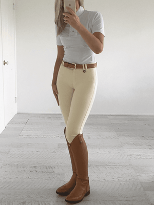 Gel Seat Gripper Breeches