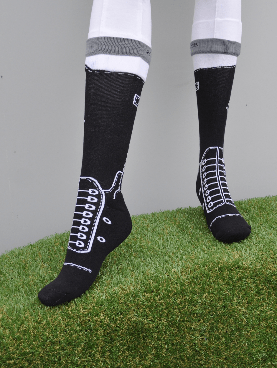 Ladies wearing PW-Horsewyse Socks