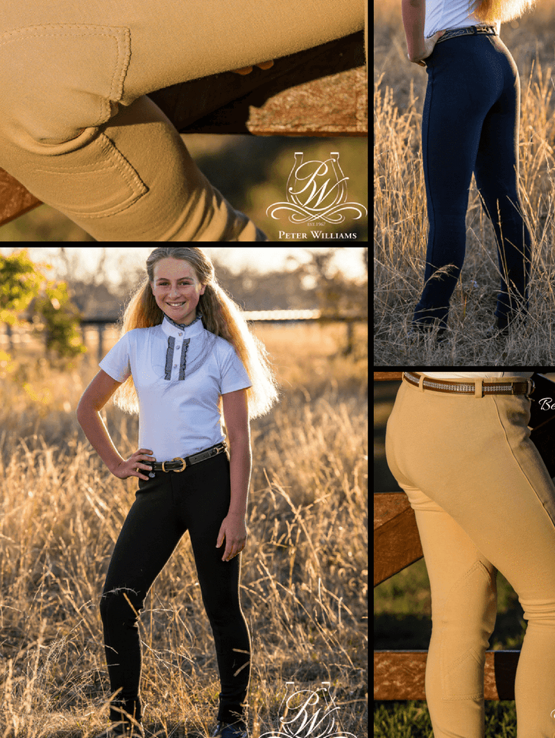 Pull-on Jodhpurs - Children