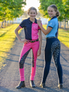 Children wearing Printed Pull-On Jodhpurs