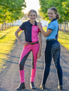 Printed Pull-on Jodhpurs - Children