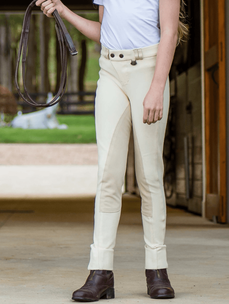 Show Full Seat Jodhpurs - Children