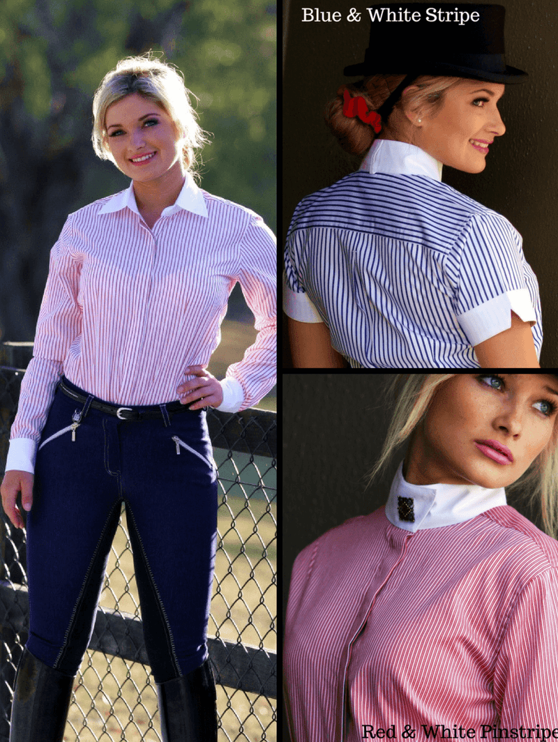 Ladies Show Shirts - Rat Catcher - Short Sleeve