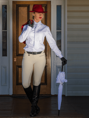 Ladies Show Full Seat Breeches