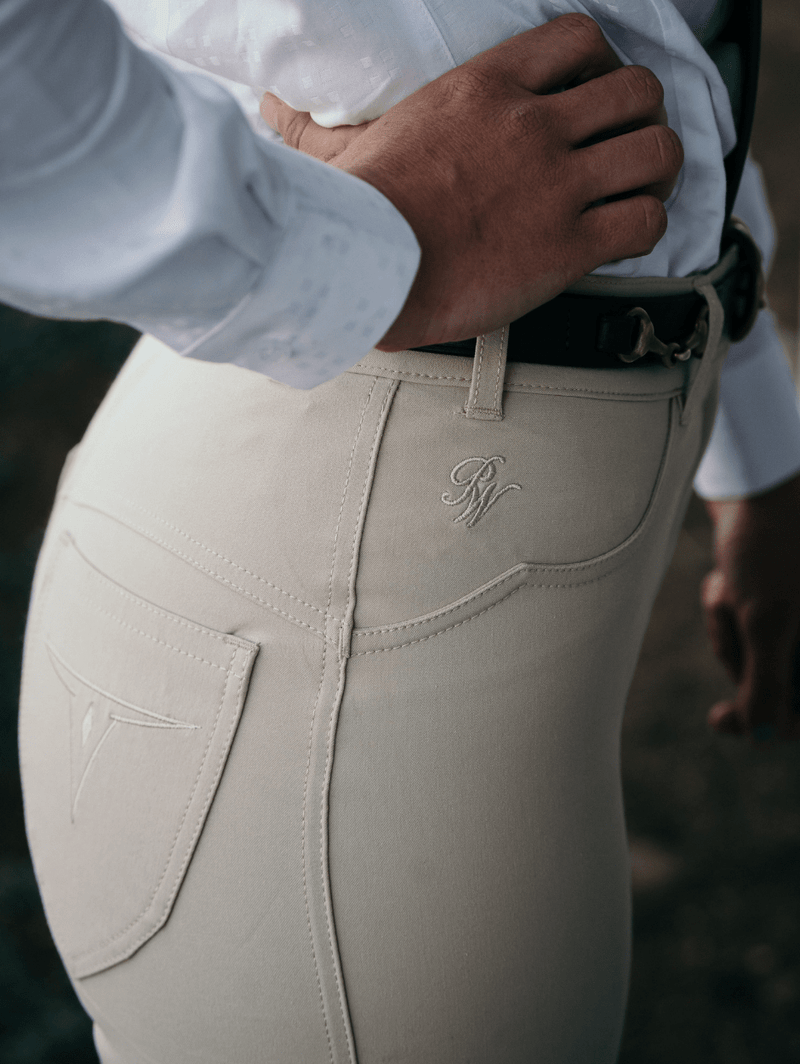 Stock Horse Competition Pants - Ladies