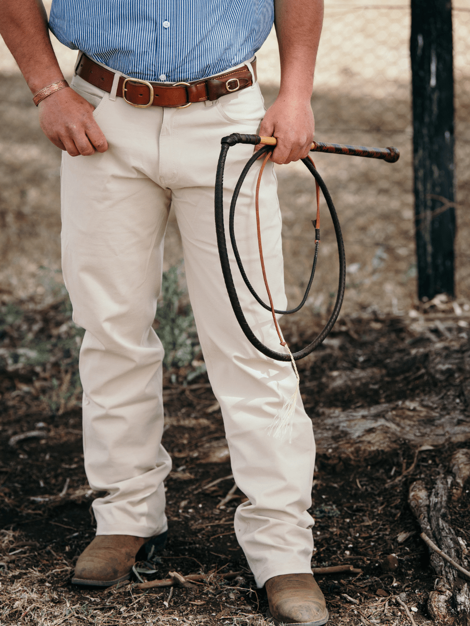 Stock Horse Competition Pants - Men's