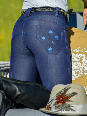 Youth Denim Breeches