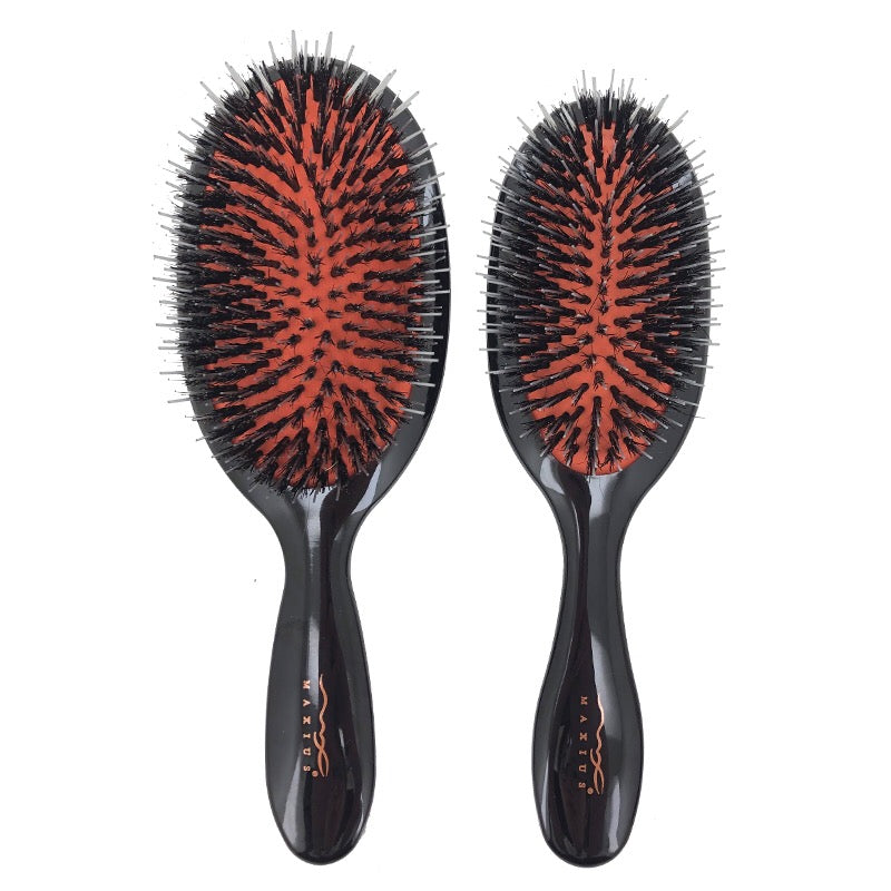 MAXIUS Beauty Medium Oval Brush Set, Medium