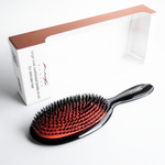 Large Oval Cushion Bristle Brush