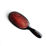 Large Oval Cushion Bristle Brush - Maxius Hair