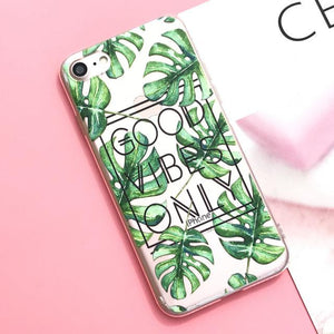 "Coque ""Good Vibes Only"""