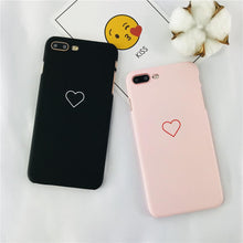 "Coque ""Empty heart"""