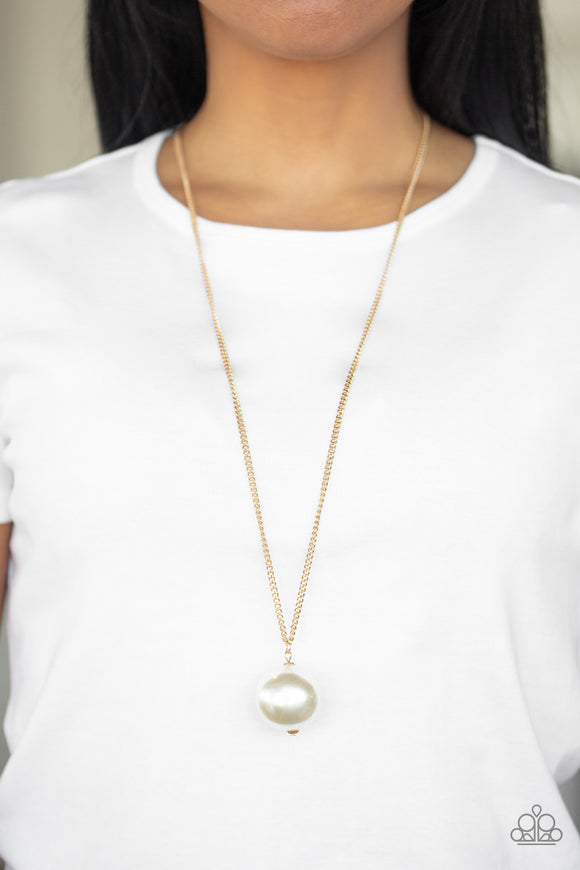 The Grand Baller - Golds necklace