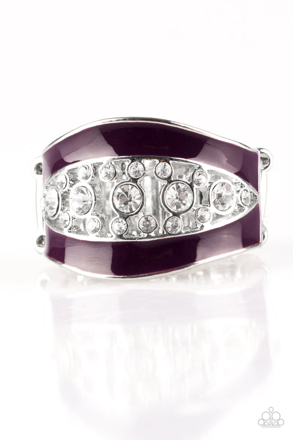 Trending Treasure - Purple ring