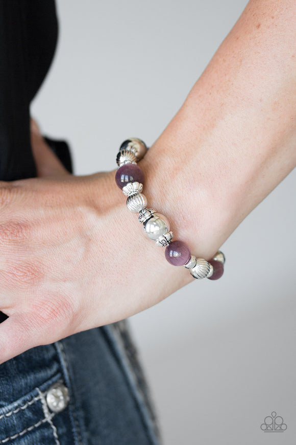 Once Upon A MARITIME - Purple bracelet