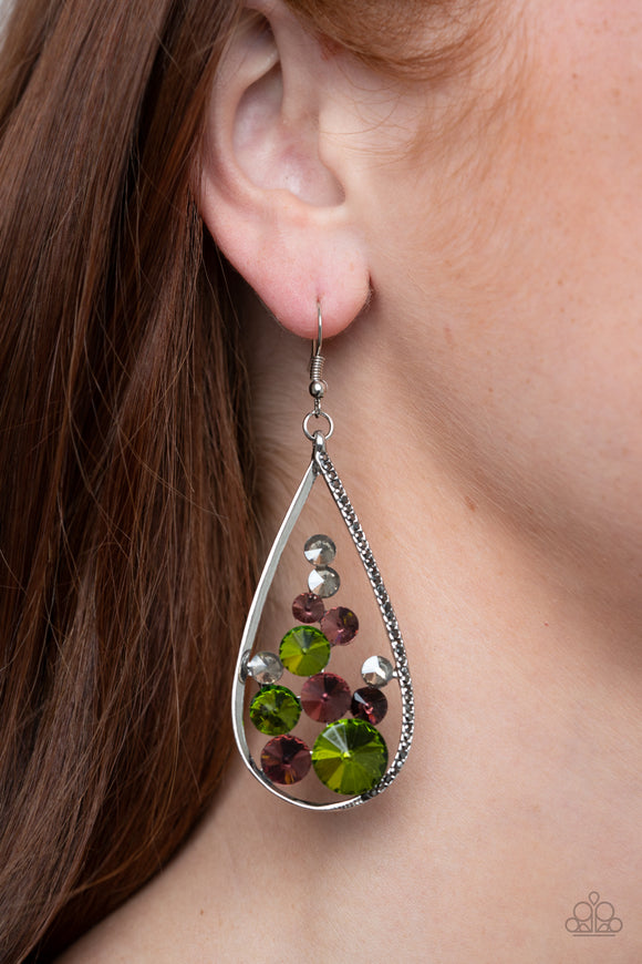 Tempest Twinkle - Multi earrings