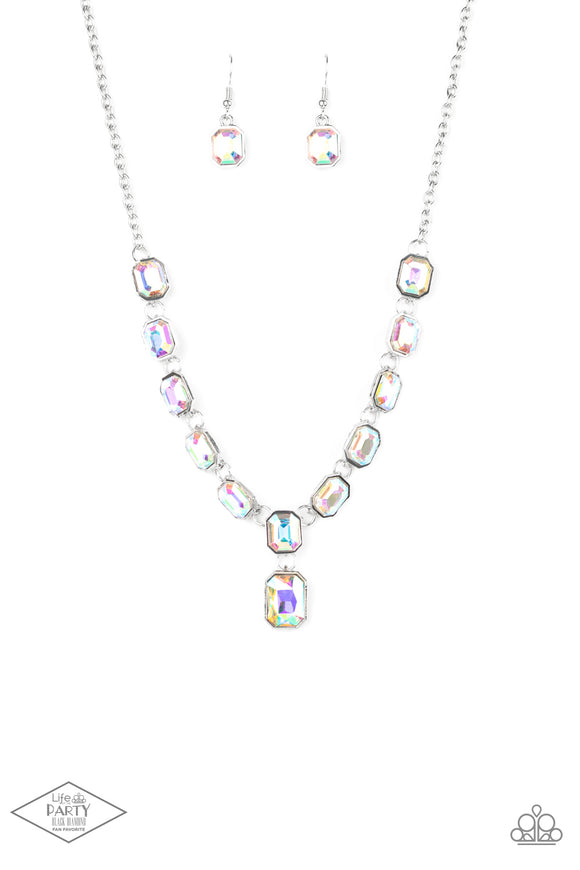 The Right To Remain Sparkly - Multi necklace
