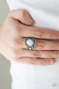 "Paparazzi Ring ""Vacation Vibes - Blue"""