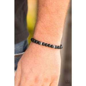 Compassion- Black urban bracelet