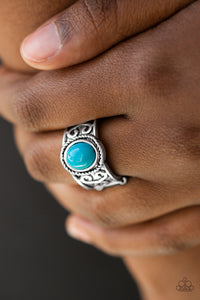 "Paparazzi Ring - ""Totally Tidal - Blue"""