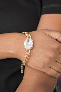 Luxury Lush - Gold bracelet