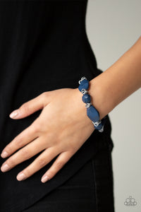 Savor The Flavor - Blue bracelet