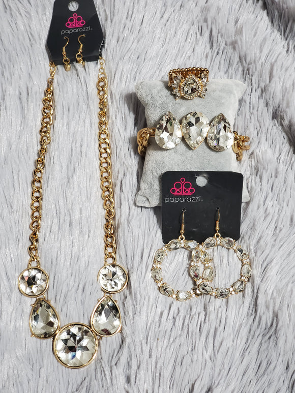 Gold Savvy Set #3