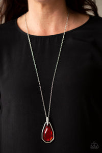 Maven Magic - Red necklace